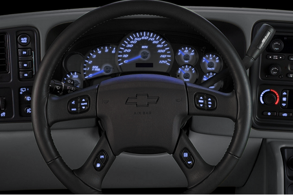 US Speedo LED Dashboard Upgrades
